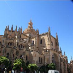 스페인 세고비아 대성당