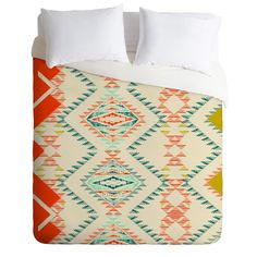 Pattern State Marker Southwest Duvet Cover | DENY Designs Home Accessories