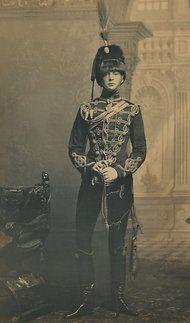 Winston Churchill - abt 1895