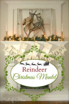 ... Christmas Theme on Pinterest | Woodland Christmas, Rustic Christmas