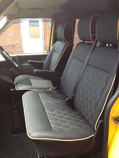 Ex AA VW Camper van conversion Converted by us here at Bus Stop VW Vw T5, Vw Transporter Campervan, T5 Camper, Campers, T4 Camper Interior Ideas, Campervan Interior, Campervan Ideas, Vw Conversions, Camper Conversion