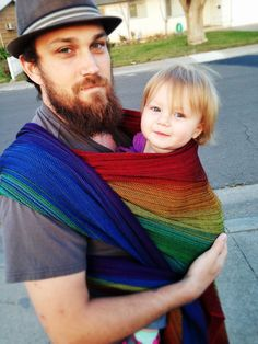 KHR Wraps Handwoven 'Pieces Of A Rainbow'