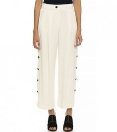 '70s-Inspired Wide-Leg Pants
