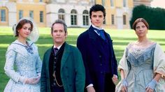 Doctor Thorne, I love this new drama and some of the interiors were shot at Osterley such as the wedding!