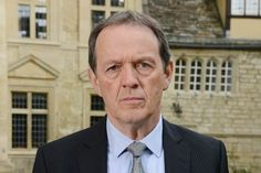 Kevin Whately as DI Robert Lewis