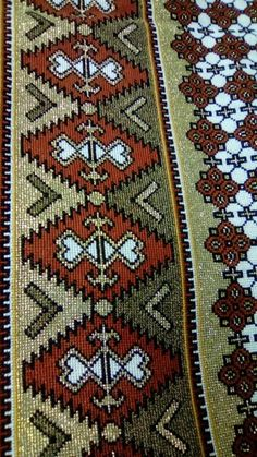 Gallery.ru / Фото #148 - 25/2/2020 - ergoxeiro Cross Stitch Embroidery, Vw, Bohemian Rug, Oriental, Patterns, Rugs, Design, Punto De Cruz, Dots