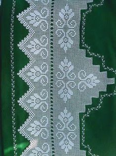 Viking Tattoo Design, Viking Tattoos, Tunisian Crochet, Filet Crochet, Baby Knitting Patterns, Crochet Patterns, Embroidery Needles, Crochet Art, Handicraft