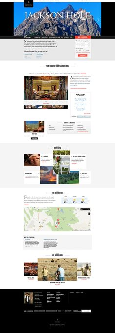Visit the main site for Four Seasons Hotels and Resorts to find a luxury hotel or resort around the globe for your vacation, wedding or business travel. Four Seasons Hotel, Jackson Hole, Business Travel, Hotels And Resorts, Wyoming, Road Trips, Web Design, Things To Come, Spaces