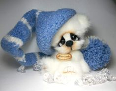 Nanook by Little Bittie Bears