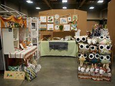 farm market craft booth - Google Search