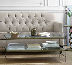 Leona Coffee Table | Pottery Barn AU