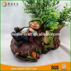 Source Exquisite craft fairy colorful garden gnome resin sculpture on m.alibaba.com