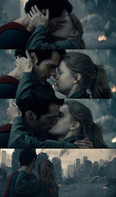 """Henry Cavill & Amy Adams en """"El hombre de acero"""" / """"Man of Steel"""""""