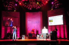 Tiger Jam 13 Live Auction in action at the House of Blues Las Vegas. Photo credit Gary Newkirk.