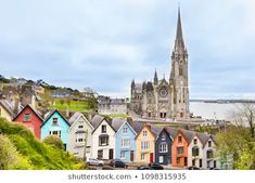 Looking to visit small towns in Ireland? Look no further as we explain the best Irish towns you have to visit before you leave Ireland! Belfast, West Coast Of Ireland, Places In Italy, Lofoten, Top Destinations, Ireland Travel, Ireland Vacation, Filming Locations, Cinque Terre