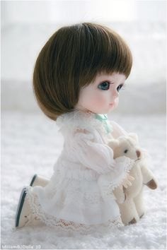 Daniela #dolls-I love this doll...I wonder where you can find her?