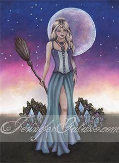 Pisces~ Zodiac Witch Series by Jennifer Galasso