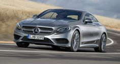 2018 Mercedes-Benz S-Class Coupe And Cabrio To Bow In Frankfurt #Frankfurt_Motor_Show #Mercedes