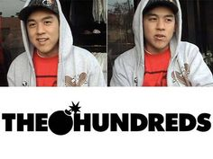 Bobby Hundreds - The Hundreds. Legendary.