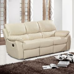 I like the style of this leather sofaloveseat set Amazoncom