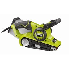 Ryobi 800W Variable Speed Belt Sander I/N 6210386 | Bunnings Warehouse