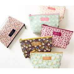Wanna This Pour vous melody daily zipper pouch medium
