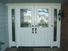 Amazing of Double Entry Doors Ideas Double Entry Front Door Door Design Ideas On Worlddoors Rustic Doors, Doors, Exterior Doors, Double Doors Exterior, Door Design Interior, Entry Doors With Glass, Trendy Door