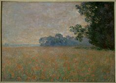 Claude Monet | Le Champ d'avoine aux coquelicots | Images d'Art