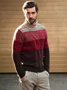 mensfashionworld: Strellson Sportwear F/W 2013 - Monde Des Hommes - Menswear Archive