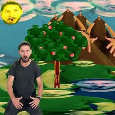 """If you're feeling down, I highly suggest you YouTube """"Just Do It"""" by Shia LaBeouf"""
