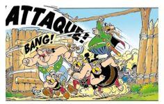 Asterix-sarjakuvat e-kirjoina iPadille