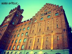 Elite Hotel Marina Tower, Stockholm.
