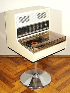 70s Vtg Rosita Stereo Philips Record Player Turntable Grundig Radio HiFi System | eBay