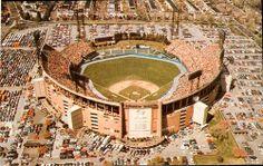 Memorial Stadium, Baltimore  (Early 1980s)