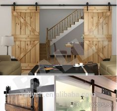 Štýlové posuvné dvere - 1