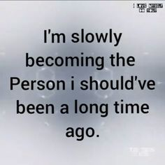 I thought this recently, but it is really an unfair statement. Life is a journey, and it's impossible to know if you would be who you are today if NOT for the decisions and circumstances of yesterday. Be kind to yourself!