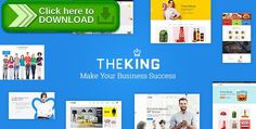 [ThemeForest]Free nulled download TheKing - Creative Responsive WordPress Theme from http://zippyfile.download/f.php?id=33046 Tags: business, company, consulting, corporate, creative, finance, marketing, multipurpose, portfolio, services, shop, shop theme, store