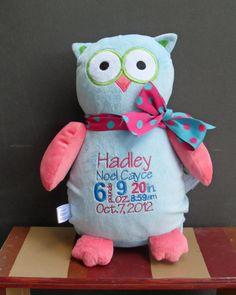 Hooty the Owl!