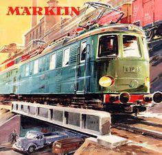 Märklin Catalogus 1958