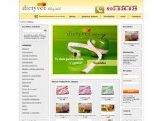 Dietyver es una empresa dedicada al asesoramiento nutricional de personas y colectivos.    El objetivo principal de Dietyver es satisfacer a sus clientes por ello saben elegir bien a sus proveedores realizando una exhaustiva selección de sus productos.