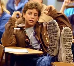 Oh Kirk Cameron, why did you have to wreck Mike Seaver for me? I had Tiger Teen Beat pics.