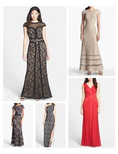 I love this designer work of art. His gowns are amazing, comfortable, at a very good price point, and always figure flattering for everyone. Perfect for a more formal holiday party or weddings!