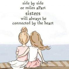 Top 100 sisters quotes photos #Sister #Sisters #SisterQuotes #SistersQuotes #GirlPower #Family #FamilyFirst #FamilyQuotes #SisterlyLove #SisterlyAffection See more http://wumann.com/top-100-sisters-quotes-photos/