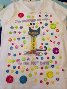 100 day school shirt