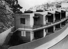 Vila Operária da Gamboa, Rio de Janeiro  1934 | Lucio Costa, Gregori Warchavchik