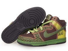 Buy Kid's Nike Dunk High Shoes Dark Brown/Yellow/Classic Green Top Deals from Reliable Kid's Nike Dunk High Shoes Dark Brown/Yellow/Classic Green Top Deals suppliers.Find Quality Kid's Nike Dunk High Shoes Dark Brown/Yellow/Classic Green Top Deals and pre Jordan Shoes For Kids, Michael Jordan Shoes, Air Jordan Shoes, Cheap Kids Clothes Online, Kids Clothes Sale, Nike Shoes Online, Discount Nike Shoes, New Jordans Shoes, Kids Jordans