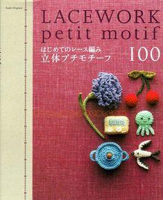 Crochê - LACEWORK PETIT MOTIF ASAHI ORIGINAL - Elaine Cristini - Picasa Web Album