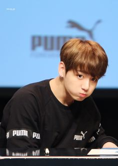 Awww Kookie is sooo cute