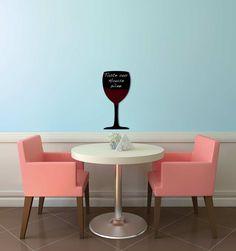 Tăblița memo Vermes, în formă de pahar Table, Furniture, Home Decor, Decorated Clipboards, Shapes, Decoration Home, Room Decor, Tables, Home Furnishings