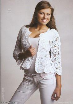 crochet cardigan| free |crochet patterns|418